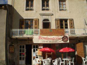 photo de la boulangerie Maison de Village à Serverette en Lozère