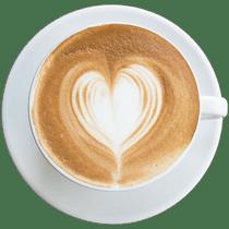 café à maison de village