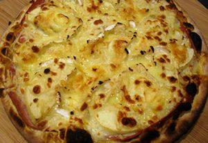 pizza camembert Serverette
