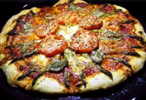 pizza 4 saisons Serverette