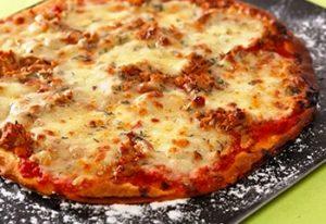 pizza mozzarella Serverette