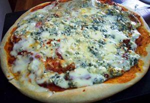pizza roquefort Serverette
