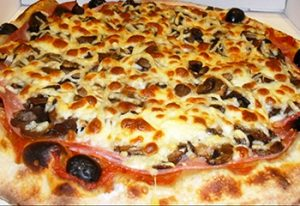 pizza royale Serverette
