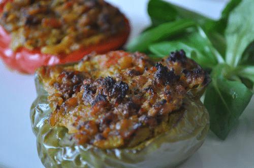 Légumes farcis de Maison de Village