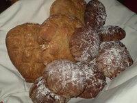 Photo des pains de Serverette