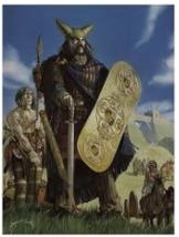 photo du roi des Francs