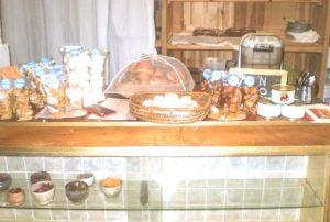 Comptoir de l'Auberge - Boulangerie de Serverette