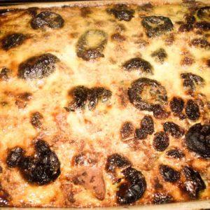 Coupetade lozérienne dessert de l'Auberge de Saint Jean à Serverette
