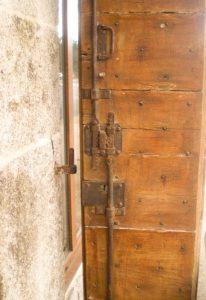 Volet de l'Auberge de Saint Jean à Serverette