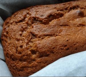 Pain d'épices fait maison à la boutique de l'Auberge-boulangerie de Saint Jean à Serverette